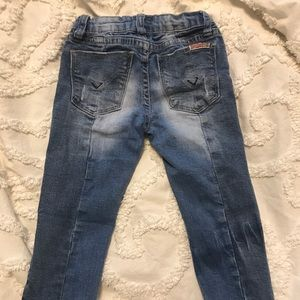 Toddler girl Hudson jeans